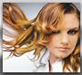 Girl Fly Hair